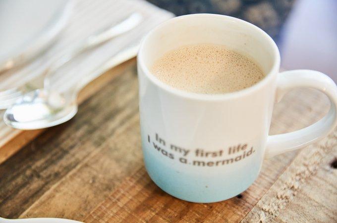 magic mushroom latte