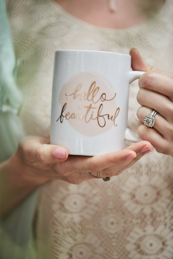 morning beauty latte