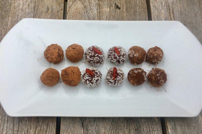 cacao balls